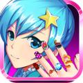 巴啦啦小魔仙魔法美甲app icon图