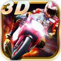 3D摩托飞车app icon图