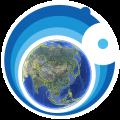 奥维互动地图app icon图