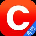 财联社app icon图