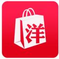 洋码头app icon图