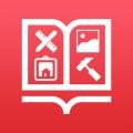 装修设计图库app app icon图