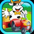 儿童欢乐农场app icon图