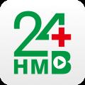 24小时医学app icon图