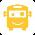 小伴校车app icon图