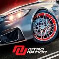 氮气赛车app icon图