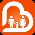 微关爱家人手机定位app icon图