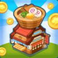 开心美食岛app icon图