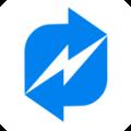 闪电换机app icon图