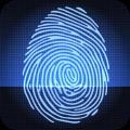 创意指纹解锁锁屏app icon图