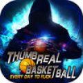 拇指篮球app icon图