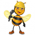 蜜蜂修修app icon图