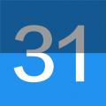 商务日历app icon图