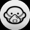今日雾霾app icon图