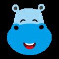 河马赴美app icon图