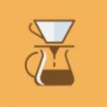 今昔物语咖啡app icon图