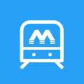 地铁图查询app icon图