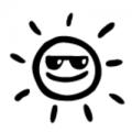 今天天气怎么样Lite app icon图