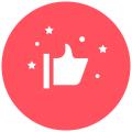 集赞抽奖app icon图