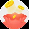 签到打卡赚钱宝app icon图