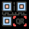 QR二维码app icon图