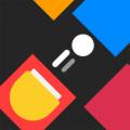数字砖块app icon图