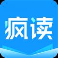 疯读小说app icon图