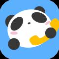 熊貓小號app icon圖