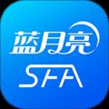 蓝月亮销售管理系统app icon图