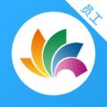 乐享耘林员工端app icon图