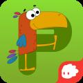 悦动字母app icon图