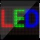 LED滚动面板app