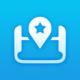 雷达定位app