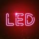 LED灯牌显示屏滚动字幕