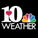 WBIR10天气预报
